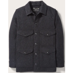 Filson M's Mackinaw Wool Cruiser Jacket