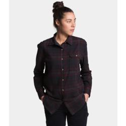 The North Face W's Berkeley L/S Boyfriend Shirt