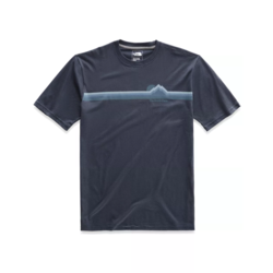 The North Face M's Short Sleeve Retro Sunsets Tee