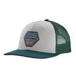 Patagonia Patagonia Fitz Roy Hex Trucker Hat