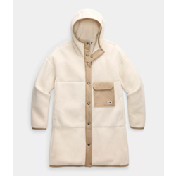 The North Face W Cragmont Fleece Coat