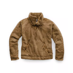 The North Face W FURRY FLEECE PULLOVER