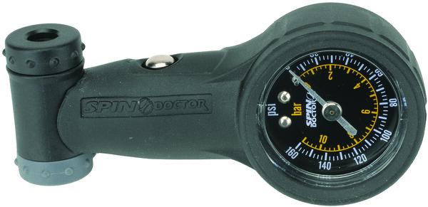 Spin Doctor Tire Pressure Gauge