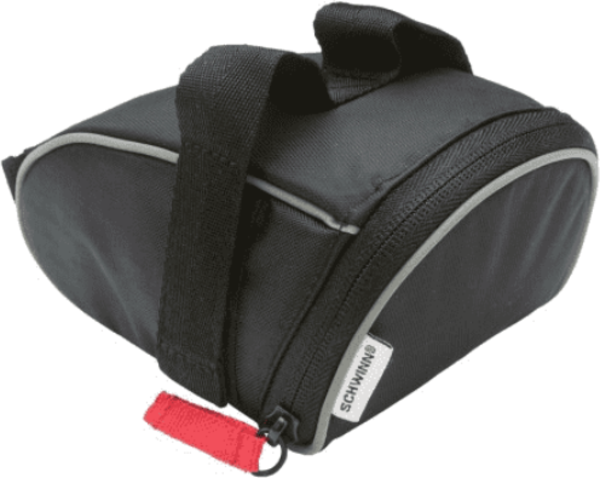 Promo Reflective Wedge Seat Bag