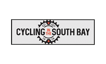 Cycling in the South Bay Logo