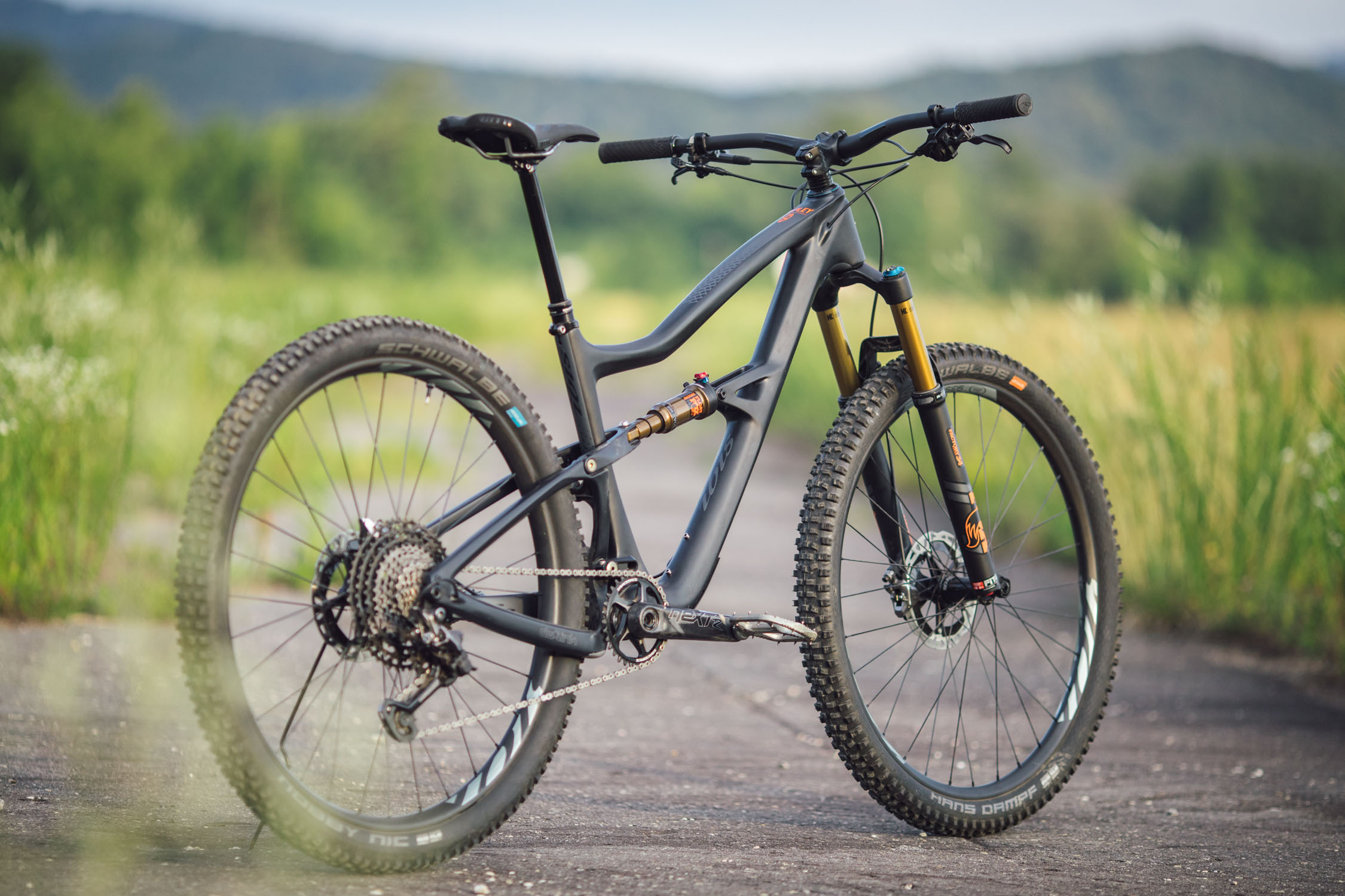 Ibis cycles Ripley at trail head cyclery