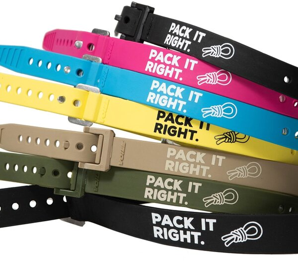 RAL Pack it Right! Voile Strap - Various Options
