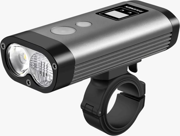 Ravemen PR1200 USB Rechargeable DuaLens Front Light w/ Remote