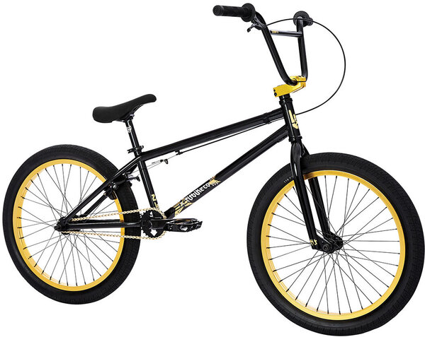 """Fitbikeco Series 22 Gloss Black - 21.125"""""""