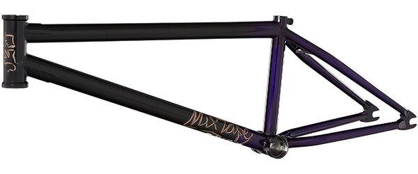 Fitbikeco Mixtape Frame Purple Fade