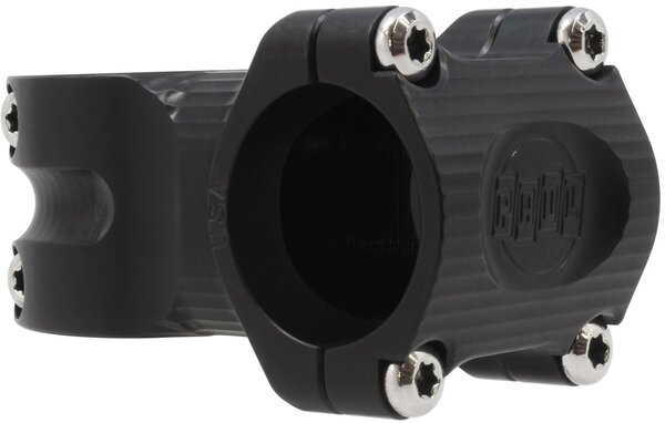 Paul Component Engineering Boxcar Stem / Black, Raw, Polished - 35.0
