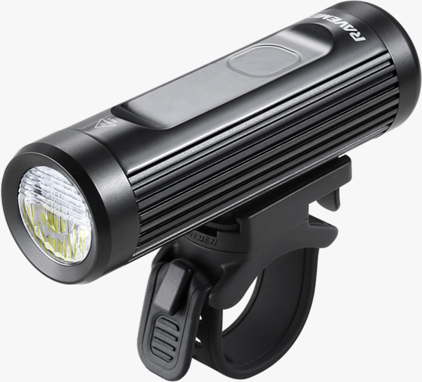 Ravemen CR900 Touch USB Rechargeable DuaLens Front Light w/ Remote