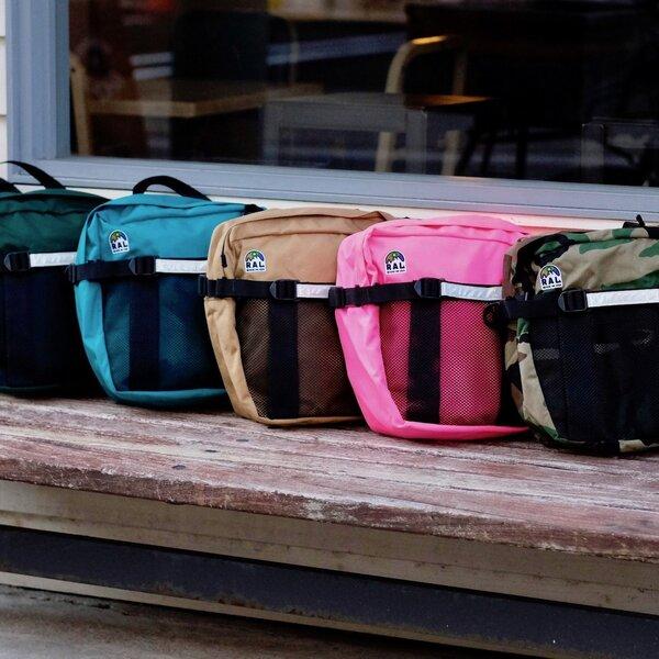 RAL EX Loader Pannier Bag - Various Colors