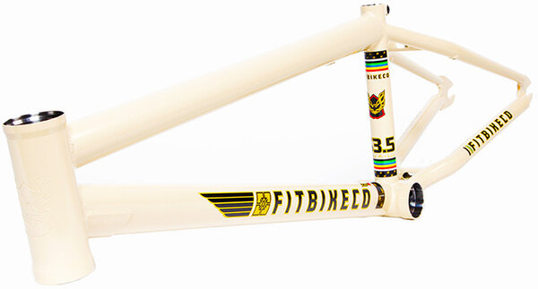 Fitbikeco LMTD Aitken S3.5 Re-Issue Frame Tan