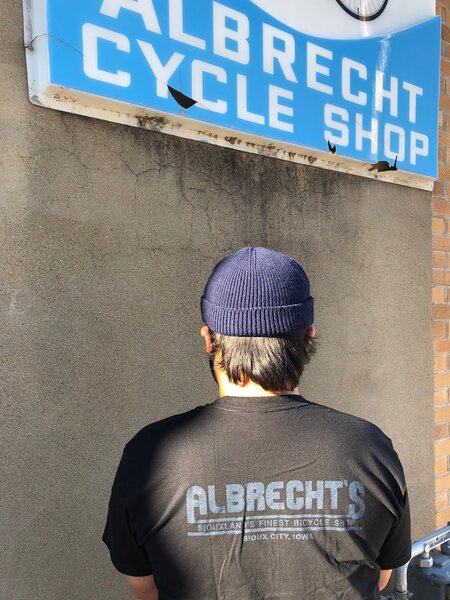 Albrecht / BICI Classic Tee / Made in USA - 2021 Colors