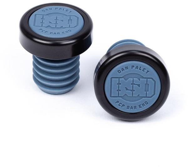 BSD BSD PCP Bar Ends - Steel Blue