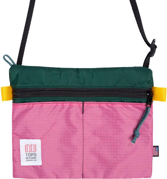 TOPO Accessory Shoulder Bag 1.4L - Forest/Berry