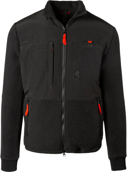 TOPO Subalpine Fleece Mens - Black