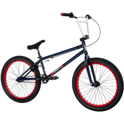 """Fitbikeco Series 22 Navy Blue - 21.125"""""""
