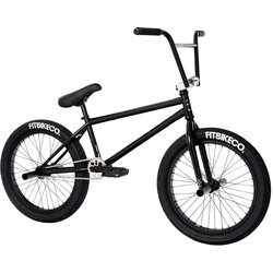 Fitbikeco STR Freecoaster Gloss Black MD - 20.5