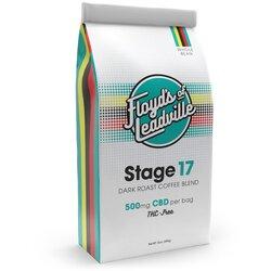 Floyd's of Leadville Stage 17 Dark Roast CBD Coffee