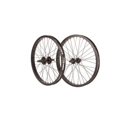 Fitbikeco OEM Double Wall Wheelset / 9t Cassette / 36H - All Black