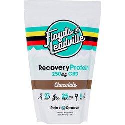 Floyd's of Leadville Isolate CBD Recovery Protein Powder - Vanilla & Chocolate