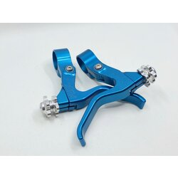 Paul Component Engineering Love Lever Compact Brake Lever Pair / MTB Long pull - LMTD Blue