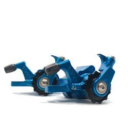 Paul Component Engineering Klamper Disc Caliper PM / Long Pull - LMTD Blue
