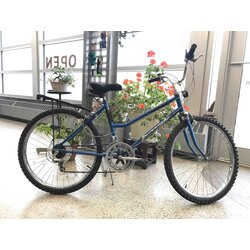 Huffy USED Savannah ATB NAVY - One Size