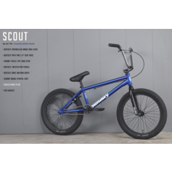 Sunday Scout Candy Blue - 20.75