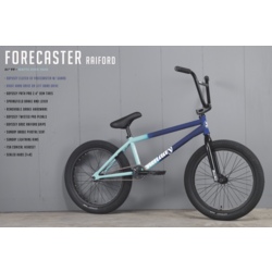 Sunday Forecaster Broc Raiford Signature Matte Dusk Blue Fade - 21