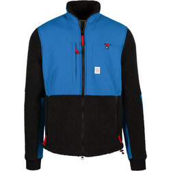 TOPO Subalpine Fleece Mens - Blue/Black