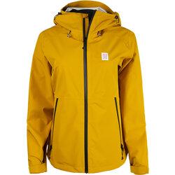 TOPO Global Jacket Womens - Mustard