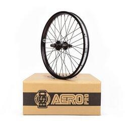BSD Rear Wheel BSD Aero Pro Cassette 36H / 9t RHD - Black