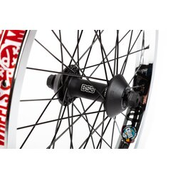 BSD Front Wheel BSD Mind / Street Pro / NASA / Female Hub - Chrome