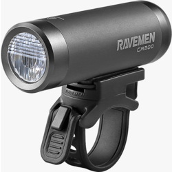 Ravemen CR300 USB Rechargeable DuaLens Front Light w/ Remote