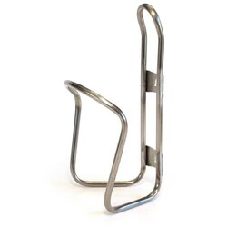 King Cage Stainless Bottle Cage - Handmade USA