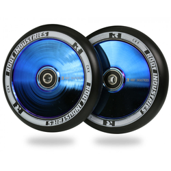root Industries AIR Wheels 120mm | Black / Blu-ray