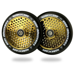 root Industries Root Industries wheels honeycore 110mm black/gold rush