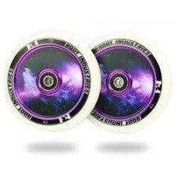 root Industries Air Wheels 110mm | White / Galaxy