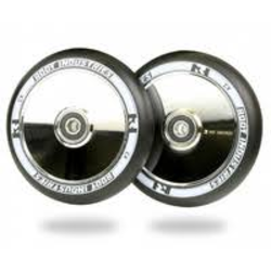 root Industries AIR Wheels 120mm | Black / Mirror