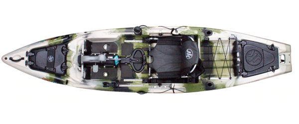 Jackson Kayak Coosa FD Pedal-Drive