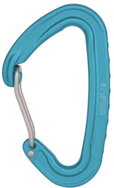 Cypher Ceres II Wire Gate Carabiner