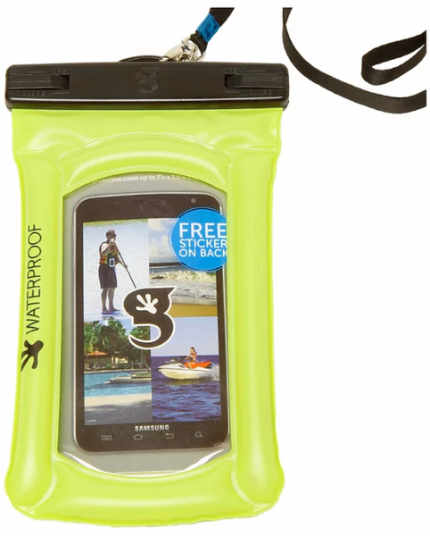 Gecko Brands Float Phone Dry Bag
