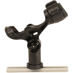 YakAttack Omega™ Rod Holder with Track Mounted LockNLoad™ Mounting System