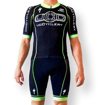 UCC Custom Men's Team Bib Short