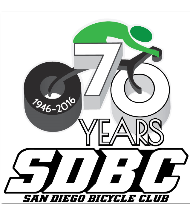 San Diego Bicycle Club logo