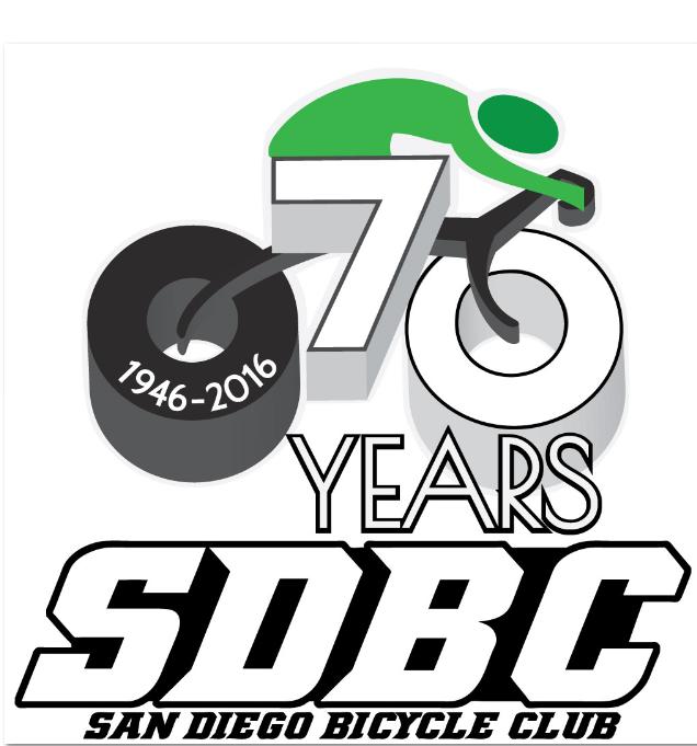 San Diego Bicycle Club logo