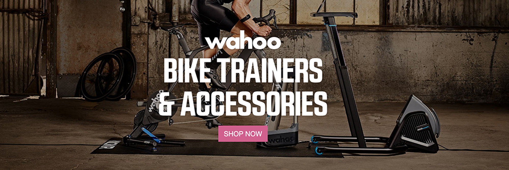 Shop Wahoo Kickr Trainers